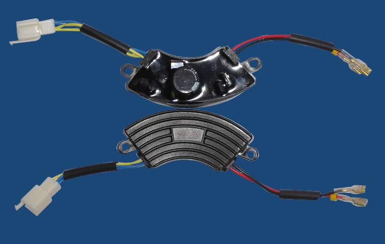1-3KW Gasoline Generator AVR Half Round