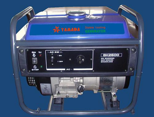 YAMAHA EF2600 Type Gasoline Generator