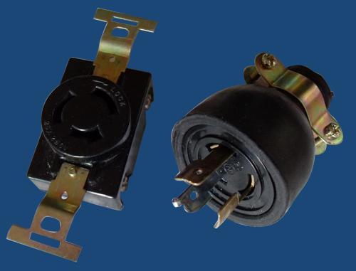 USA Type Generator Plug