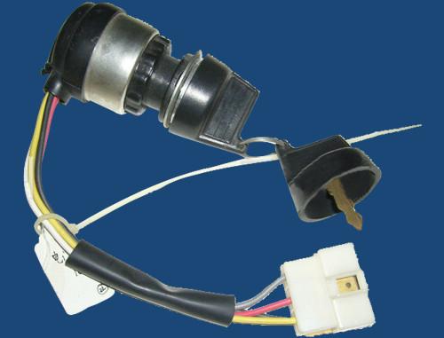 186F Generator Lock and Key