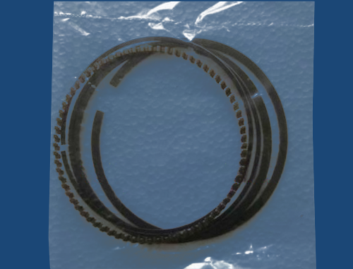 EF6600 Generator Piston Ring