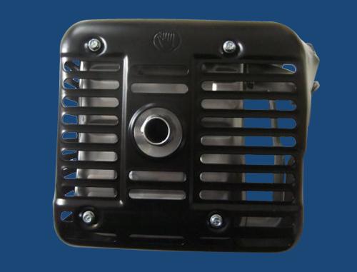 EF6600 Generator Muffler