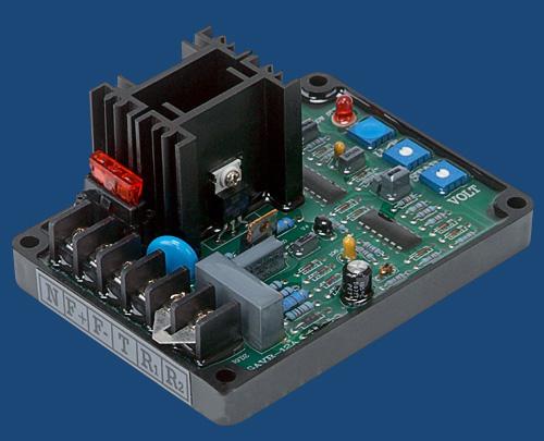12A Brushless Generator AVR