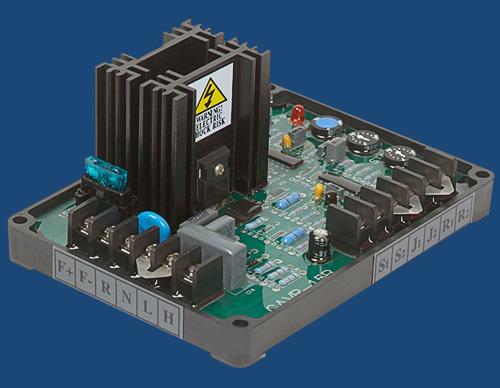 15A Brushless Generator AVR