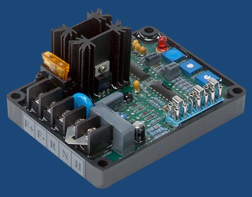 8A Brushless Generator AVR