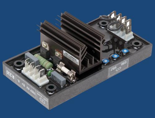 AVR R230 For Leroy Somer Alternator